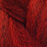 Color Swatch: 1B Off Black/Red Mix