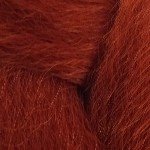 Color Swatch: 350 Rusty Red