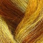 Color Swatch: GSF11 Golden Auburn Mix